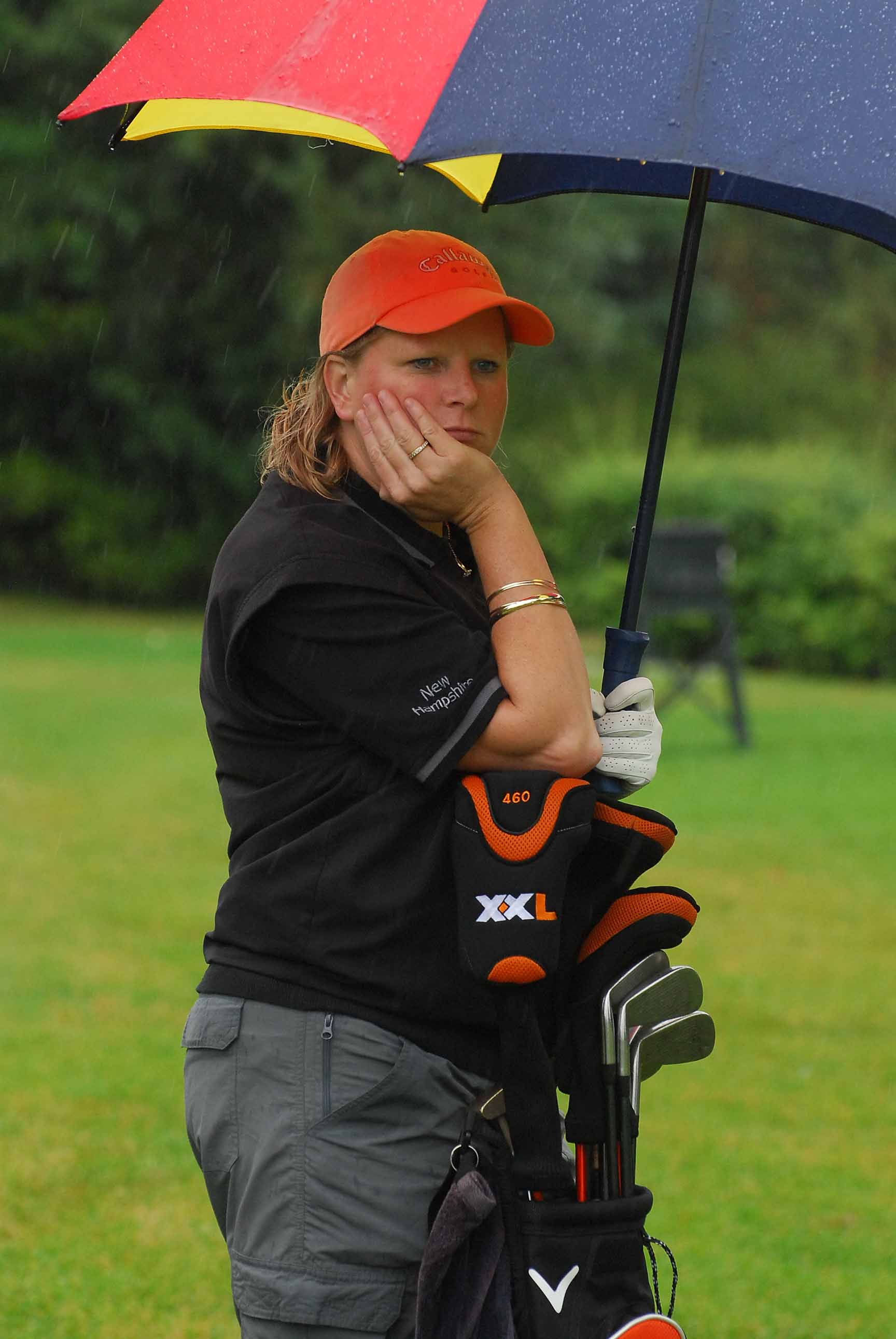 Passionate about Golf