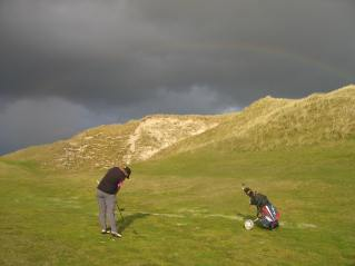 Northern Irish Links Golf