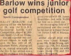 Barlow wins