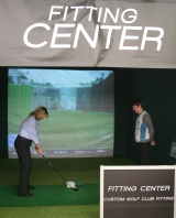 London's New Golf Simulator & Custom Fitting Centre