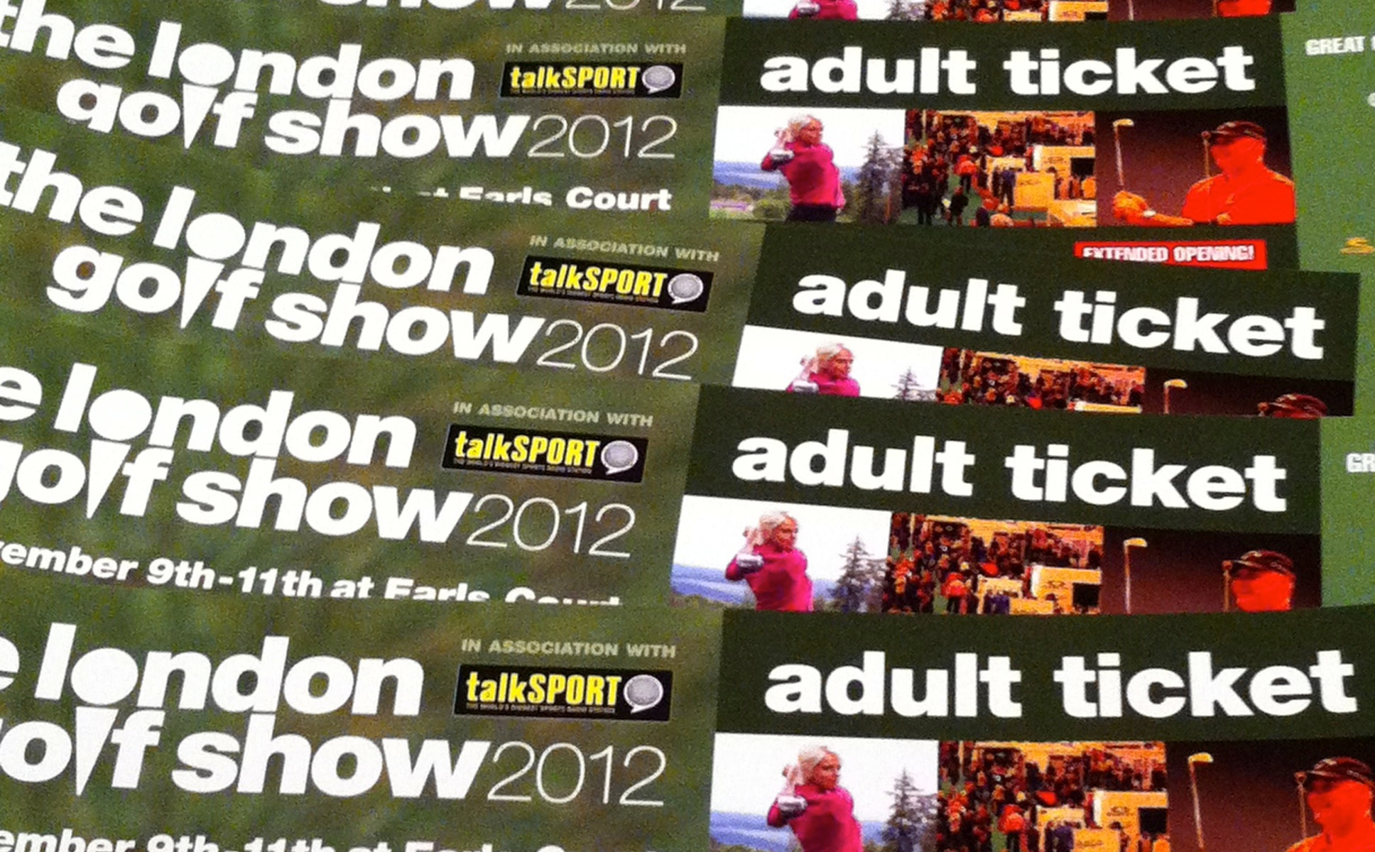 The London Golf Show