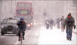 London's Big Freeze