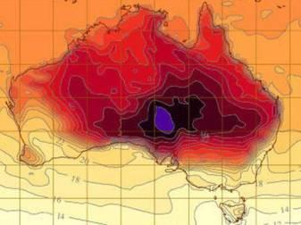 Sydney's Heatwave
