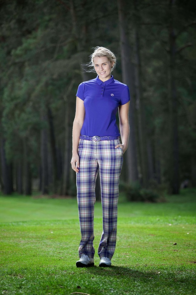 IJP Design: awesome new ladies golf range