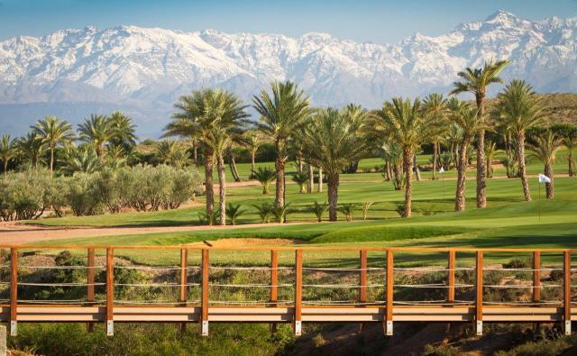 Assoufid Golf Course