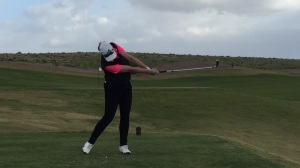 Hayley Barlow Golf